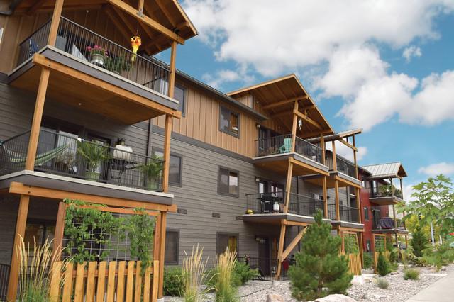 Lp Smartside Colorstrand Black Hills Contemporary