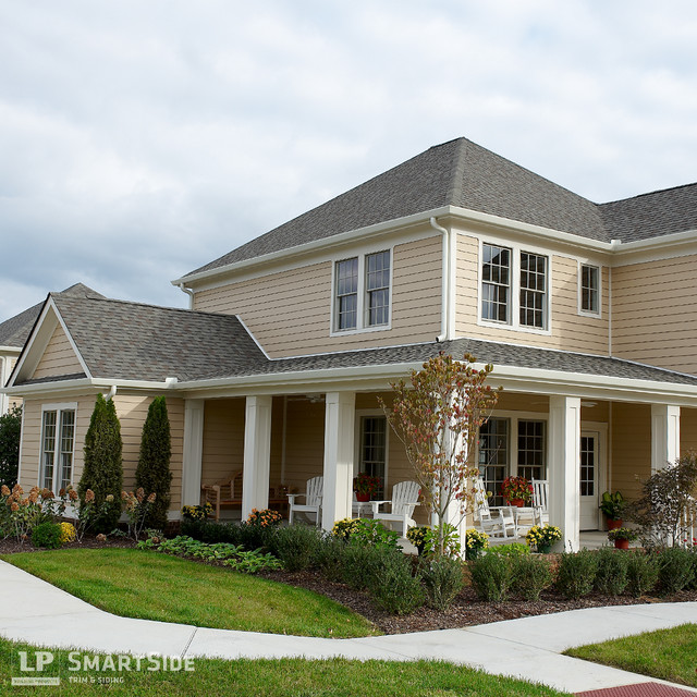 Lp Smartside Lap Siding 3 Traditional Exterior