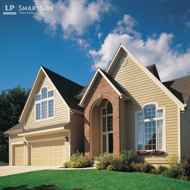 Lp Smartside Lap Siding 4 Traditional Exterior