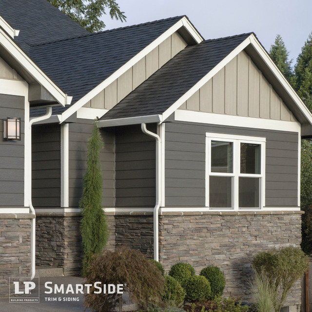 Lp Smartside Panel Siding 10 Modern Exterior