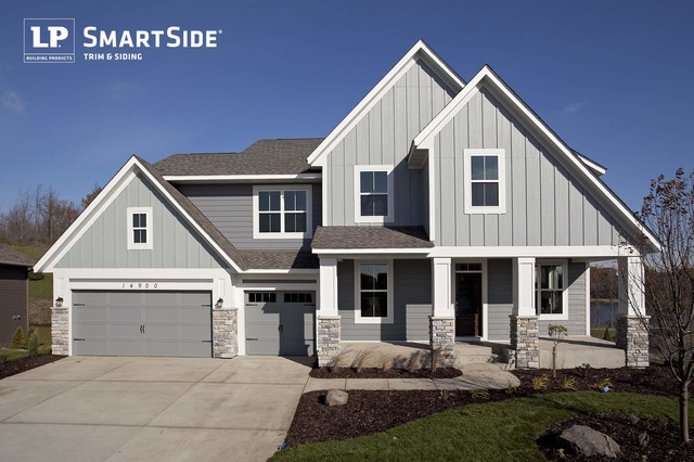 Lp Smartside Panel Siding 6 Traditional Exterior