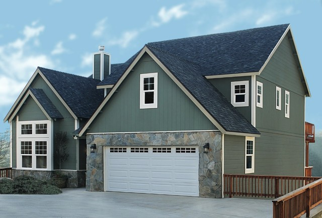 Lp Smartside Residential Siding Traditional Exterior