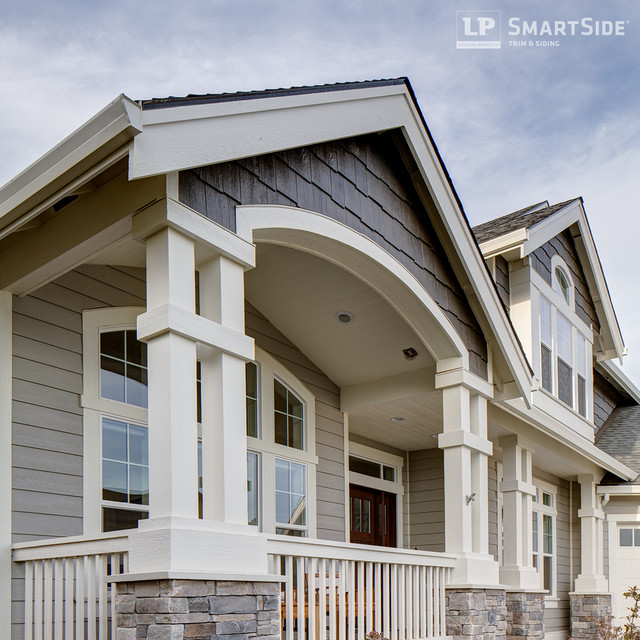 Lp Smartside Trim Fascia And Soffit 3 Craftsman