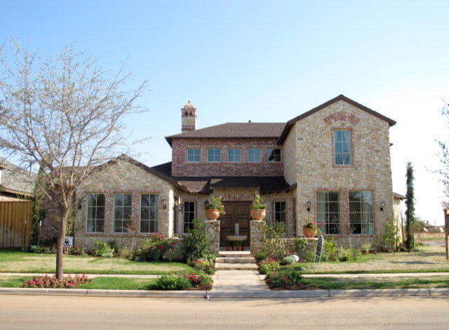 "Lubbock Parade Of Homes ""Texas Tuscan"" By Dallas Design"