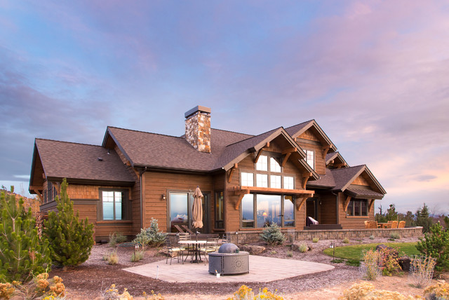 Luxury Mountain Craftsman House Plan 1497 Rustic