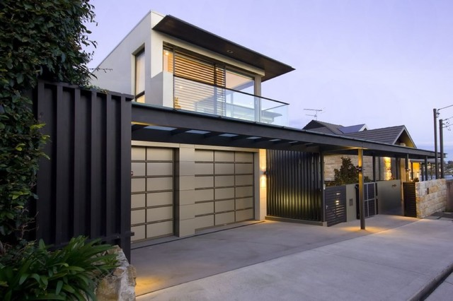 Luxury Residence - Hunters Hill contemporary exterior