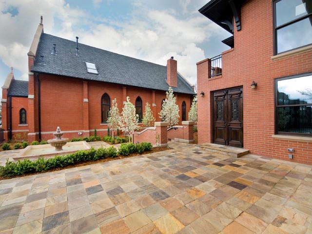 Luxury Saint John's Gardens Townhomes | Cherry Creek North Denver Colorado - Traditional ...