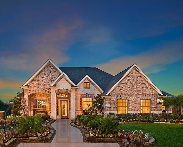 M I Homes Of Houston Sienna Plantation Alexandria Model