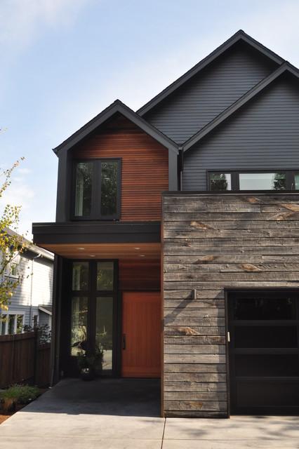 Magnolia Residence contemporary-exterior - Magnolia Residence
