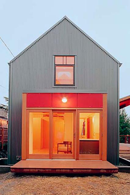 Magnolia Residence - Seattle, WA « DAVID VANDERVORT ARCHITECTS modern-exterior