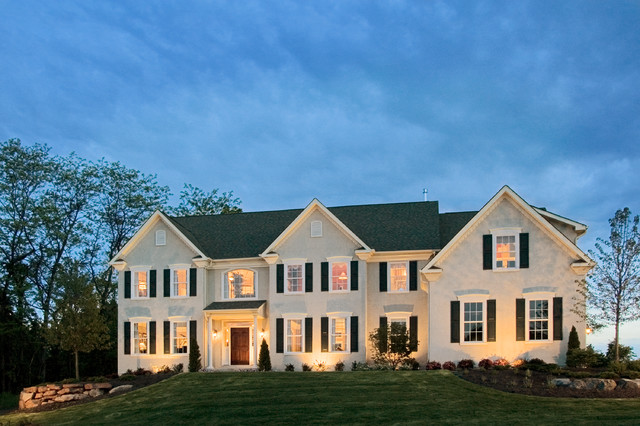 Main line french country farmhouse transitional