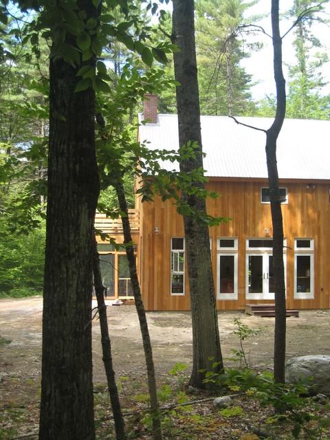 Maine exterior modern-exterior