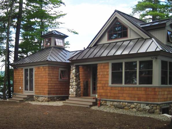 Maine Home traditional-exterior