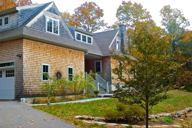 Maine Woods traditional-exterior
