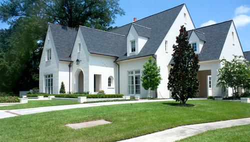 My House Is Orange/beige/cream Colored Brick, Like To Change To Stucco