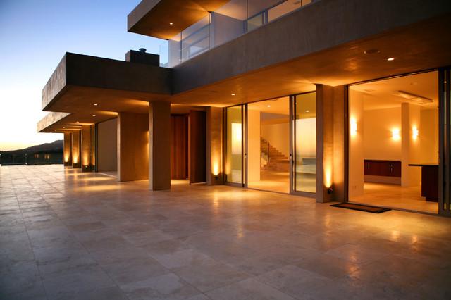 Malibu, California, Winding Way modern-exterior