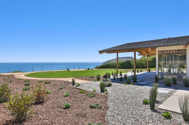 Malibu- Cliffside Restoration Beach House