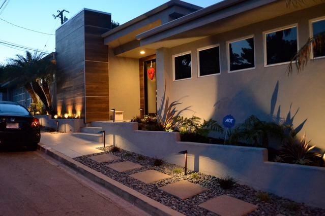 Manhattan Beach Home exterior remodel