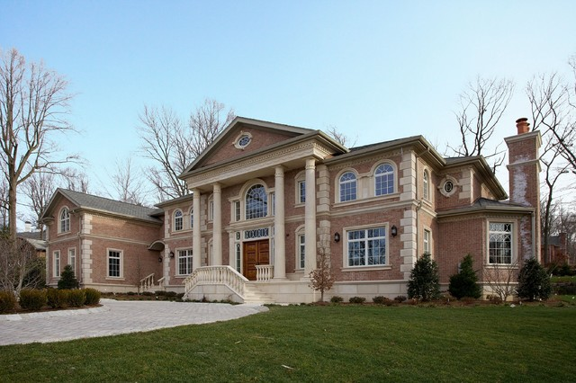 Mansion In Alpine NJ