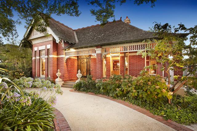 Mantel Street Melbourne Australia Traditional Exterior