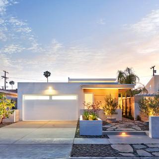 Maplewood - Modern - Exterior - Los Angeles