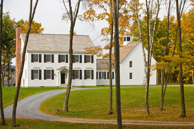 Connor Homes - The Dorothea Harwell House traditional-exterior