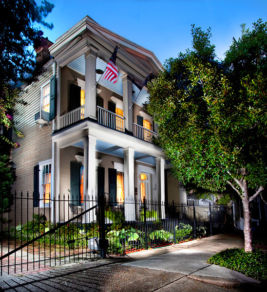 Marigny traditional exterior
