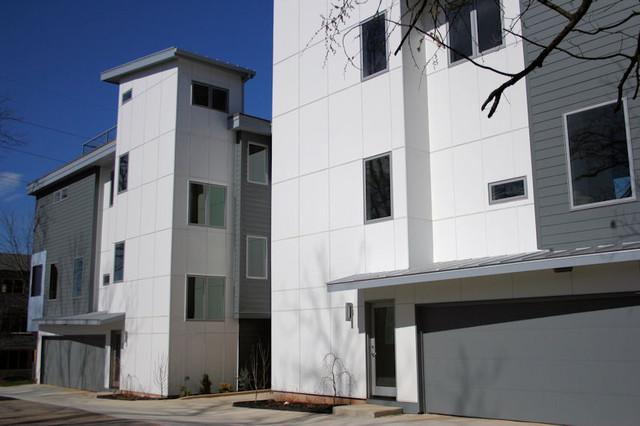Marion Condominium - Modern - Exterior - atlanta - by Sean Key Design - Architecture