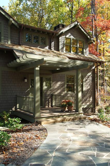 Marko Residence craftsman-exterior