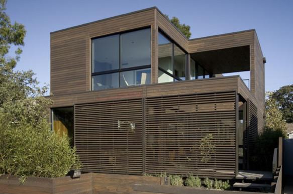 MARMOL RADZINER Custom Prefab Homes modern-exterior