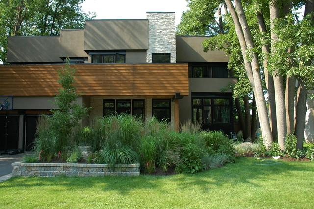 Marshall Residence contemporary-exterior