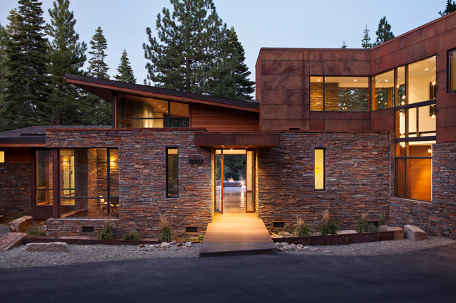 Martis Camp Truckee Contemporary Exterior San