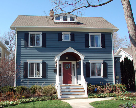 Siding for houses colors with white trim 2017 2018 for House siding reviews