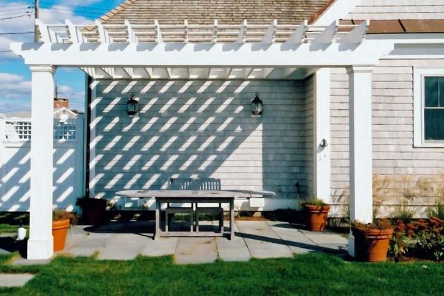 mashnee island residence - dpshc.06 traditional-patio