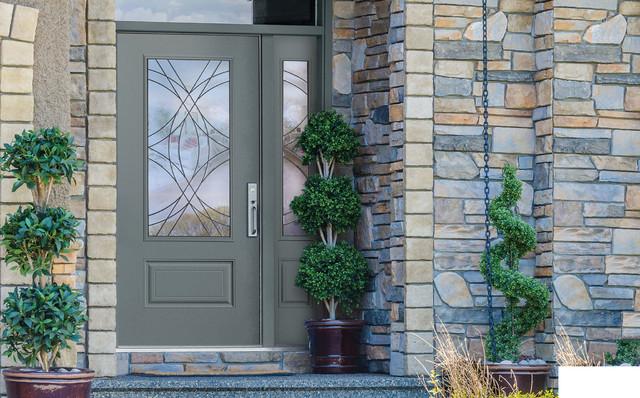 Belleville Smooth Entry Door Front Doors By Masonite Doors