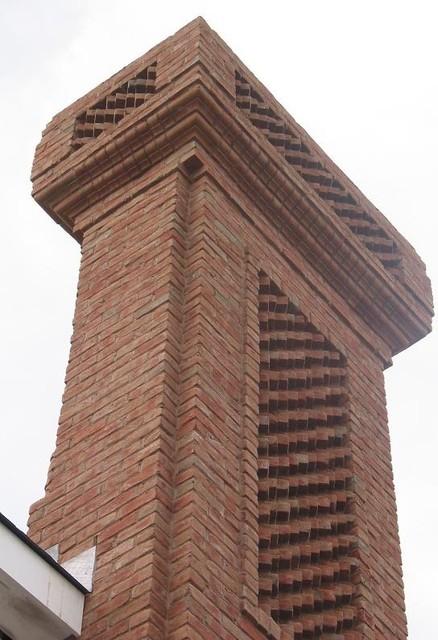 Masonry Chimneys traditional-exterior