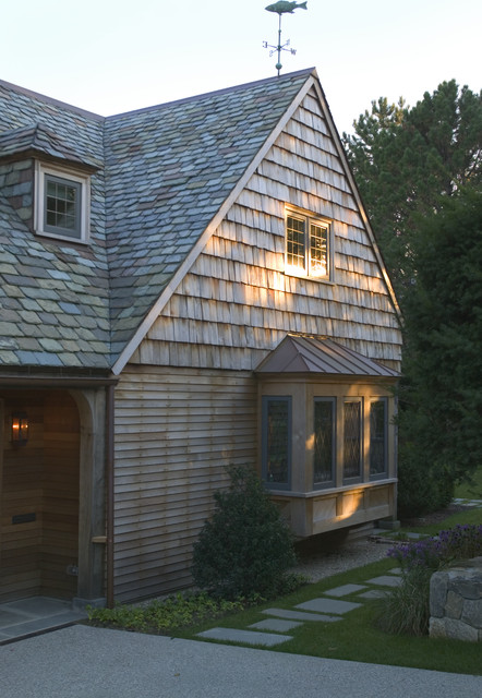 Roofing Materials: Slate Makes for Fireproof Roofs That Last