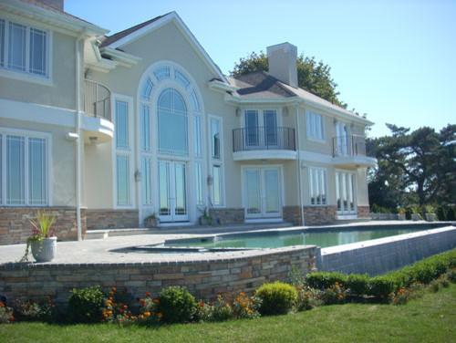Massaro Construction traditional-exterior