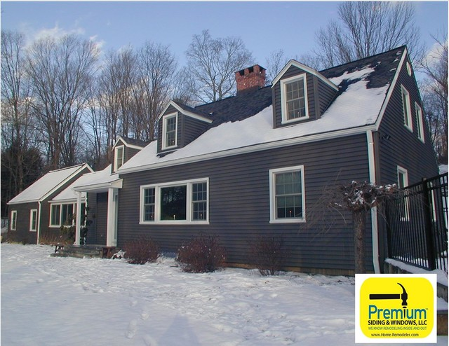 Mastic Siding Project Ct Exterior Bridgeport By