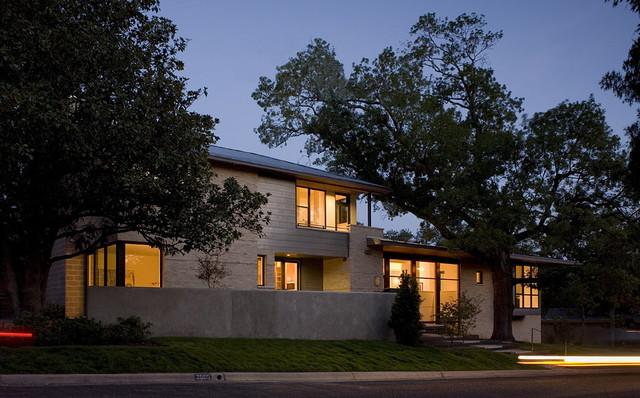 Matthews  Exterior modern-exterior