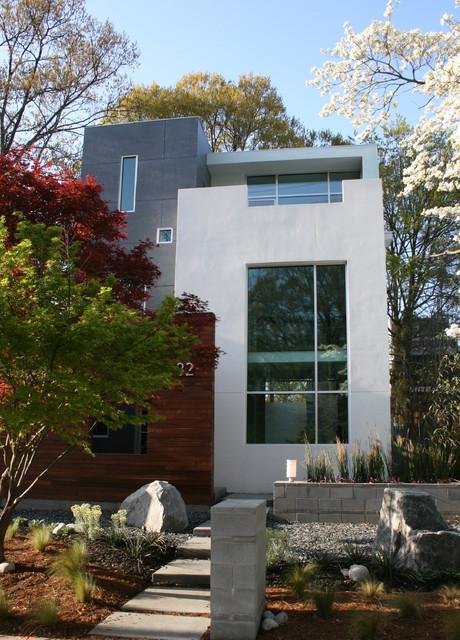 Mauldin Residence modern-exterior