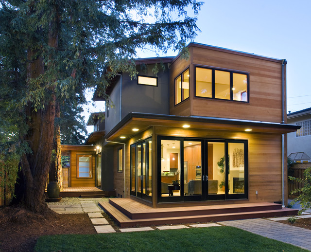 Maybell modern exterior other metro by sdg for Houzz exterior