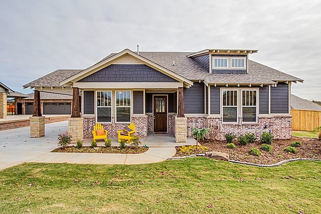 craftsman style home oklahoma city home design and style
