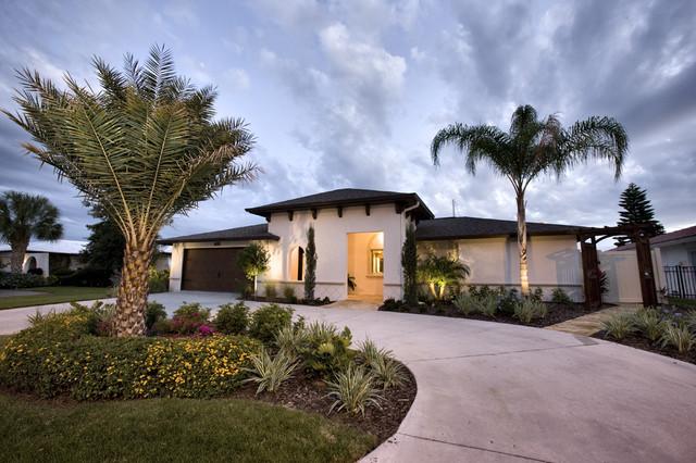 McClure Contracting, Inc. contemporary-exterior