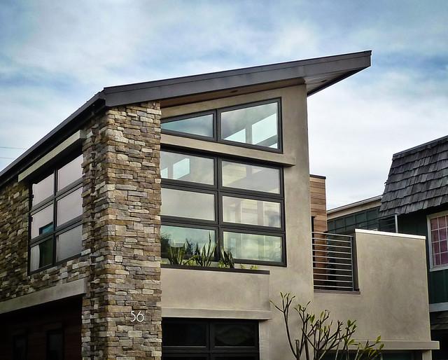 McEwan Residence contemporary-exterior