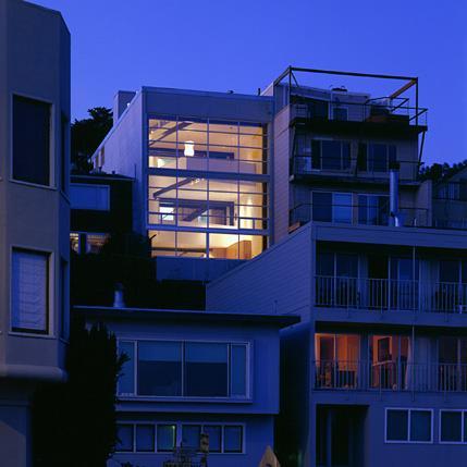 MEA - Buena Vista modern-exterior