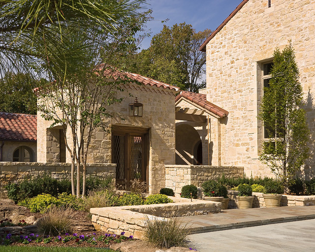 Mediterranean tuscan style homes - Tuscan home exterior ...