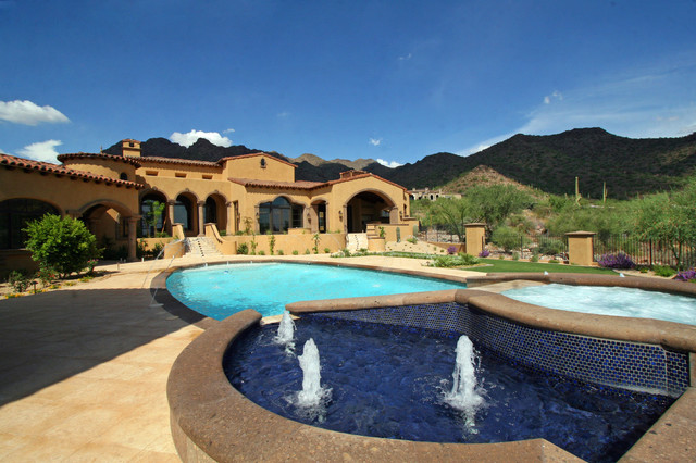 Beautiful Home in Scottsdale, AZ built by Fratantoni Luxury ...