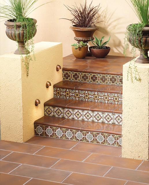 Chapter 4 Antico Portuguese Stairway mediterranean-exterior