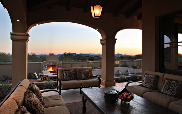 Schwab Luxury Homes and Interiors mediterranean exterior